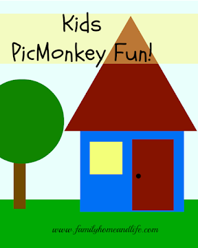 Kids PicMonkey Fun