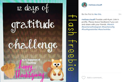 https://www.teacherspayteachers.com/Product/12-Days-of-Gratitude-Challenge-1533279