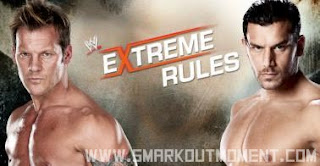 Fandango vs Chris Jericho Extreme Rules 2013 PPV