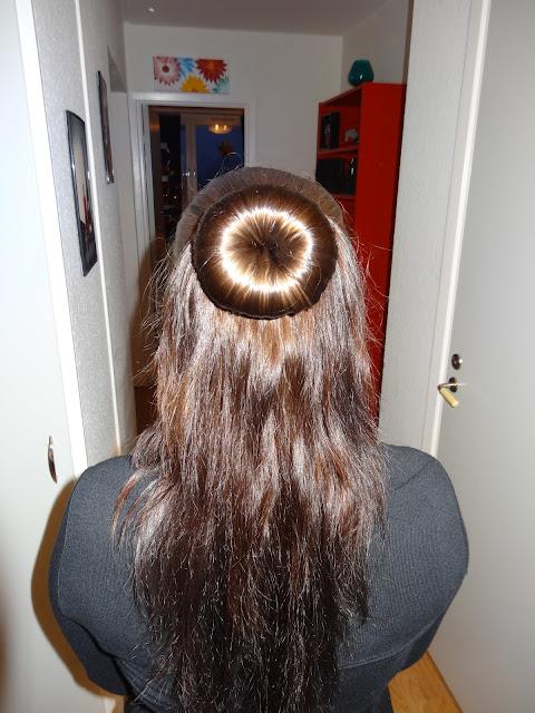munk frisyr