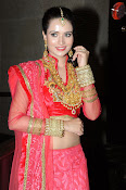Preeti Rana Glamorous Photos in Ghagra Choli-thumbnail-20