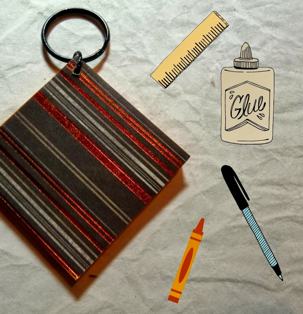 http://www.makeiteasycrafts.com/2014/07/post-it-note-key-ring-or-zipper-pull.html