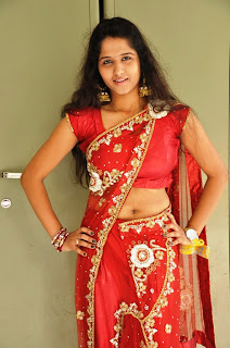 Actress Jayanthi  Saree Stills 022