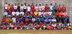 CLAUSURAN  CON EXITO CAMPAFUTBOL  DE  VERANO 2012
