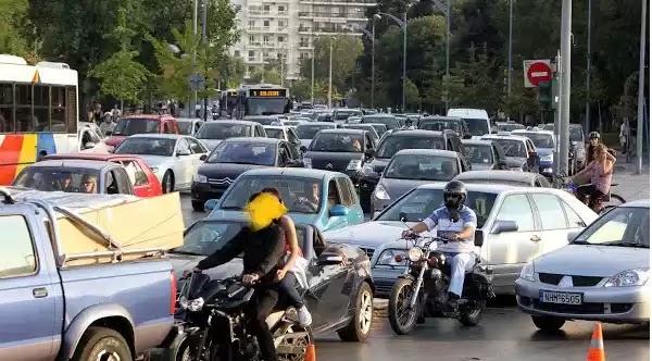 Ο μέσος όρος ηλικίας των αυτοκινήτων στην Ελλάδα και σε άλλες χώρες της Ευρωπαϊκής Ένωσης
