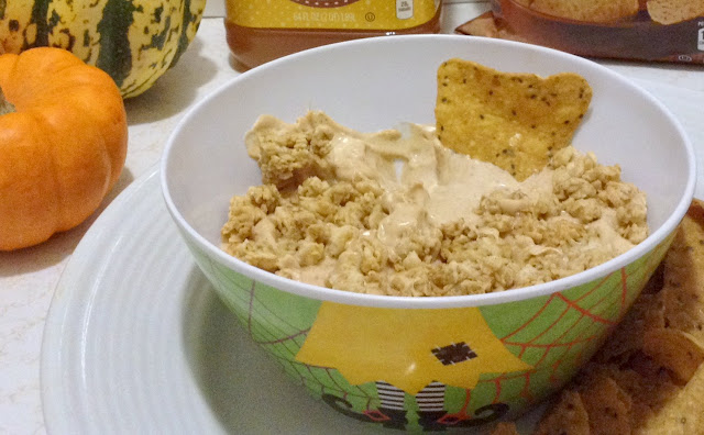 Salted Caramel Cider Dip Recipe Featuring #FlavorsOfFall from @GiantEagle