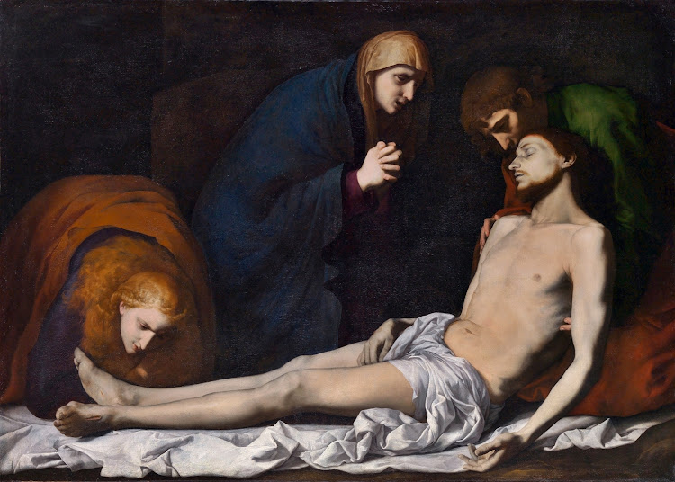 Jusepe de Ribera - The Lamentation over the Dead Christ