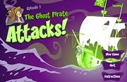 Scooby-Doo! Horror On The High Seas Episodio 1: The Ghost Pirate Attacks!