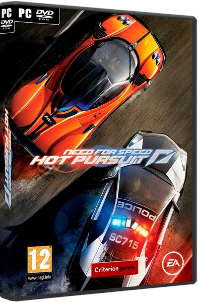 Активатор Nfs Hot Pursuit