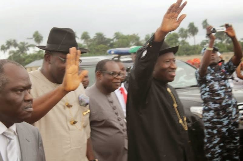 projects abandoned jonathan administration