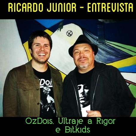 Ricardo Junior - Entrevista