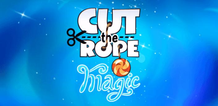 Cut the Rope Magic Android Sınırsız Kristal Hileli Tüm Bölümler Açık MOD APK İndir - androidliyim