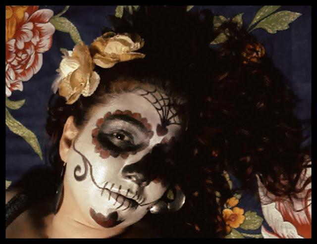 Tutorial Maquiagem Caveira mexicana, Sugar Skull