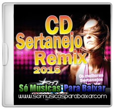 CD Sertanejo Remix 2015