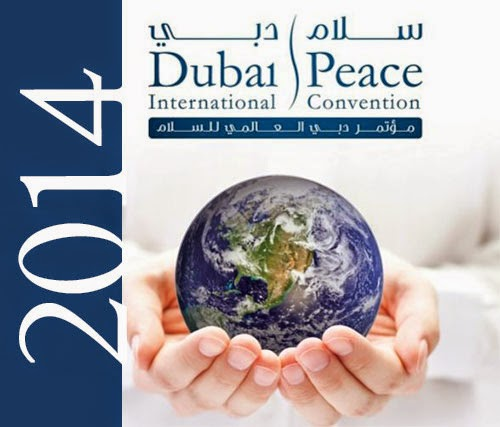 DIPC2014 - Dubai International Peace Convention
