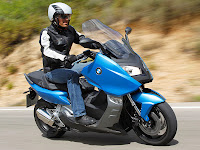 2012 BMW C600 Sport Scooter pictures 2