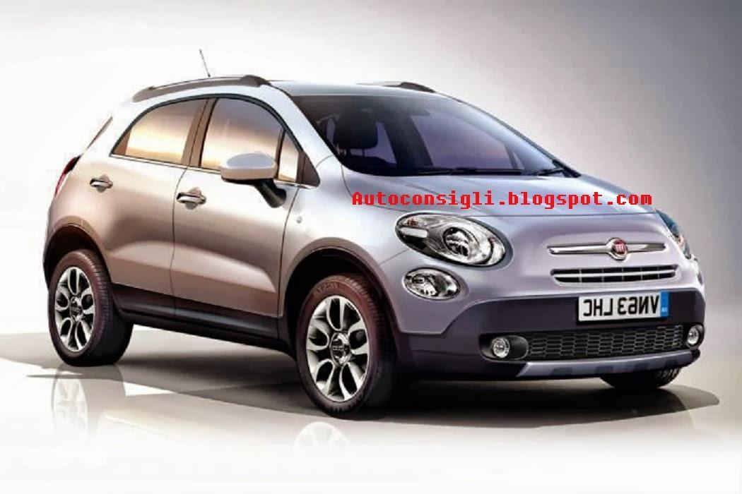 Fiat 500x Notizie In Liquida   newhairstylesformen2014.com
