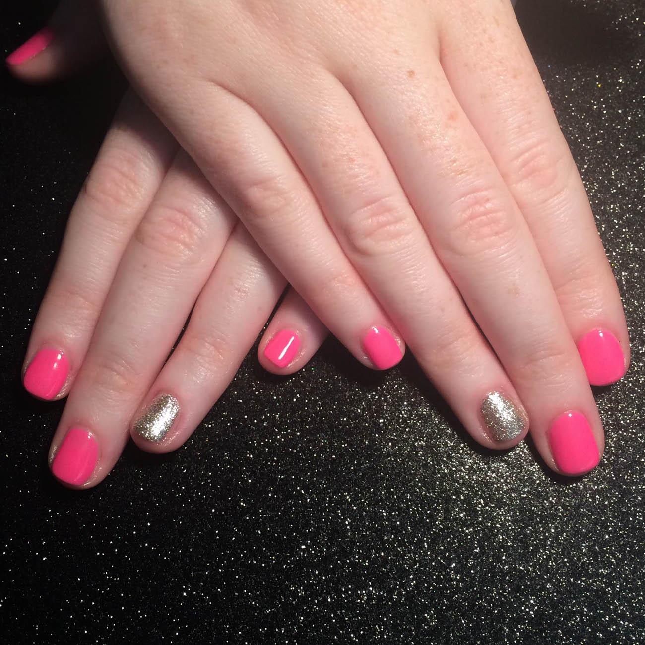 Gelibility: Turn Any Nail Polish Into Gel Polish via @chalkboardnails