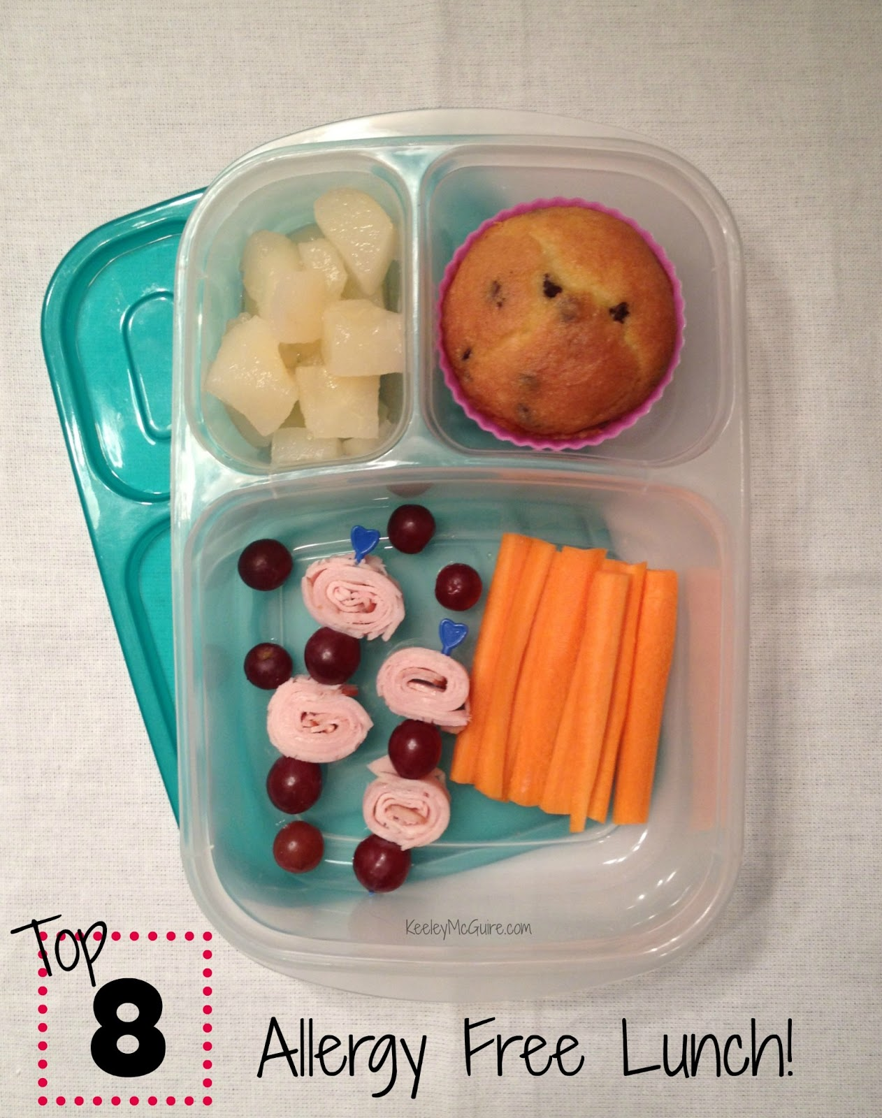 gluten free allergy friendly lunch made easy allergy friendly school lunch boxes this. Black Bedroom Furniture Sets. Home Design Ideas