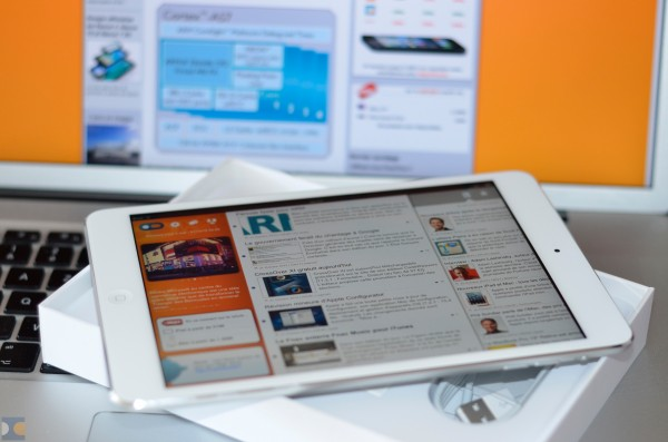 unboxing do iPad mini - 2