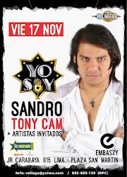 Yo Soy Sandro (Tony Cam) 17 NOV