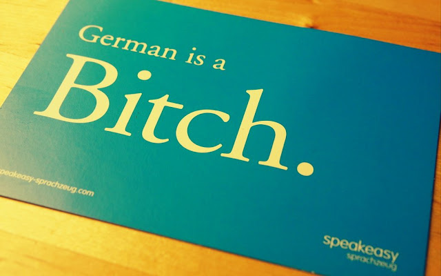 How to speak German