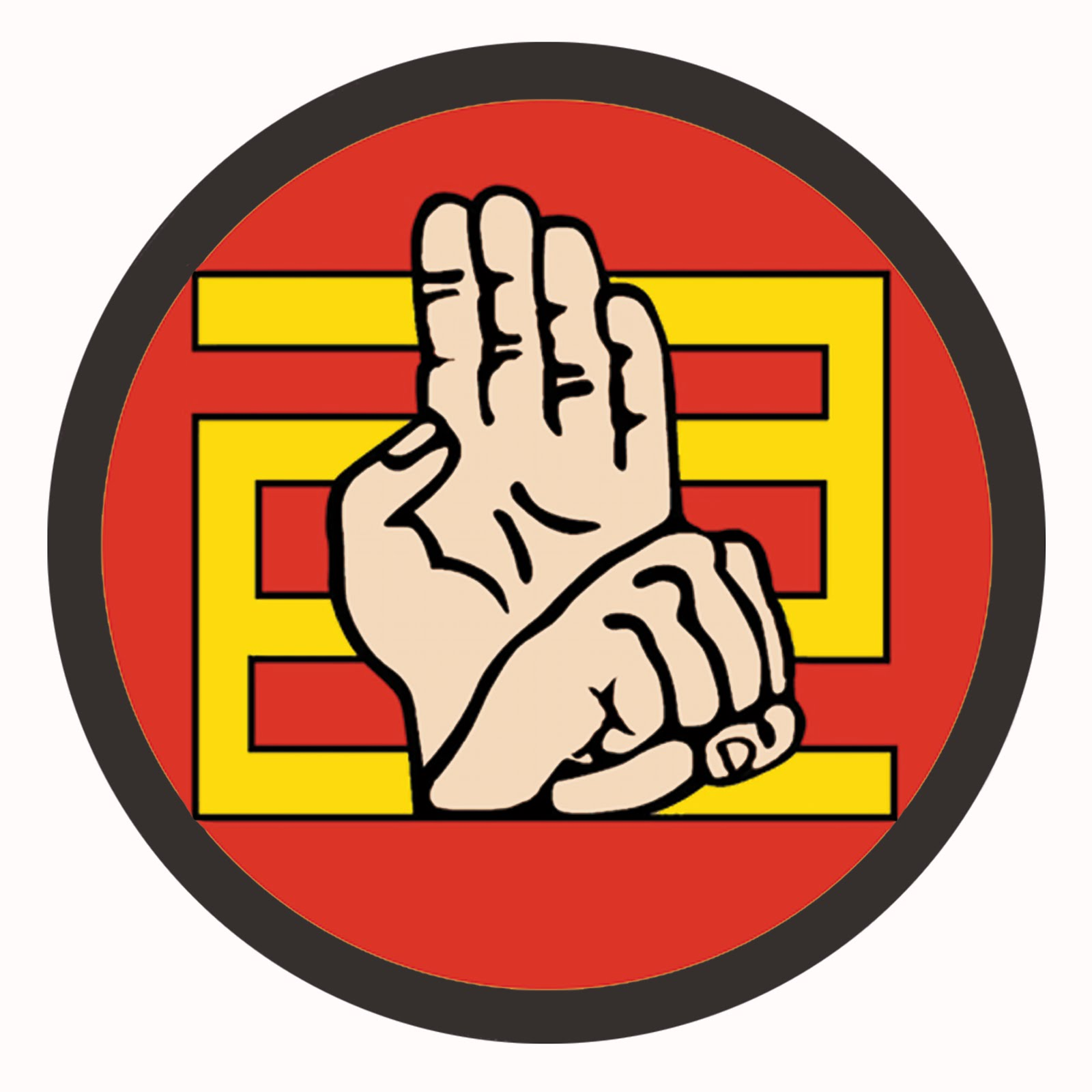 Emblema Seito Karate do Shirenkan  Goju Ryu