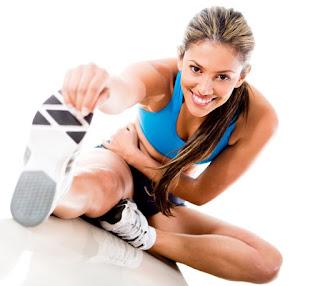 El estiramiento en el ejercicio