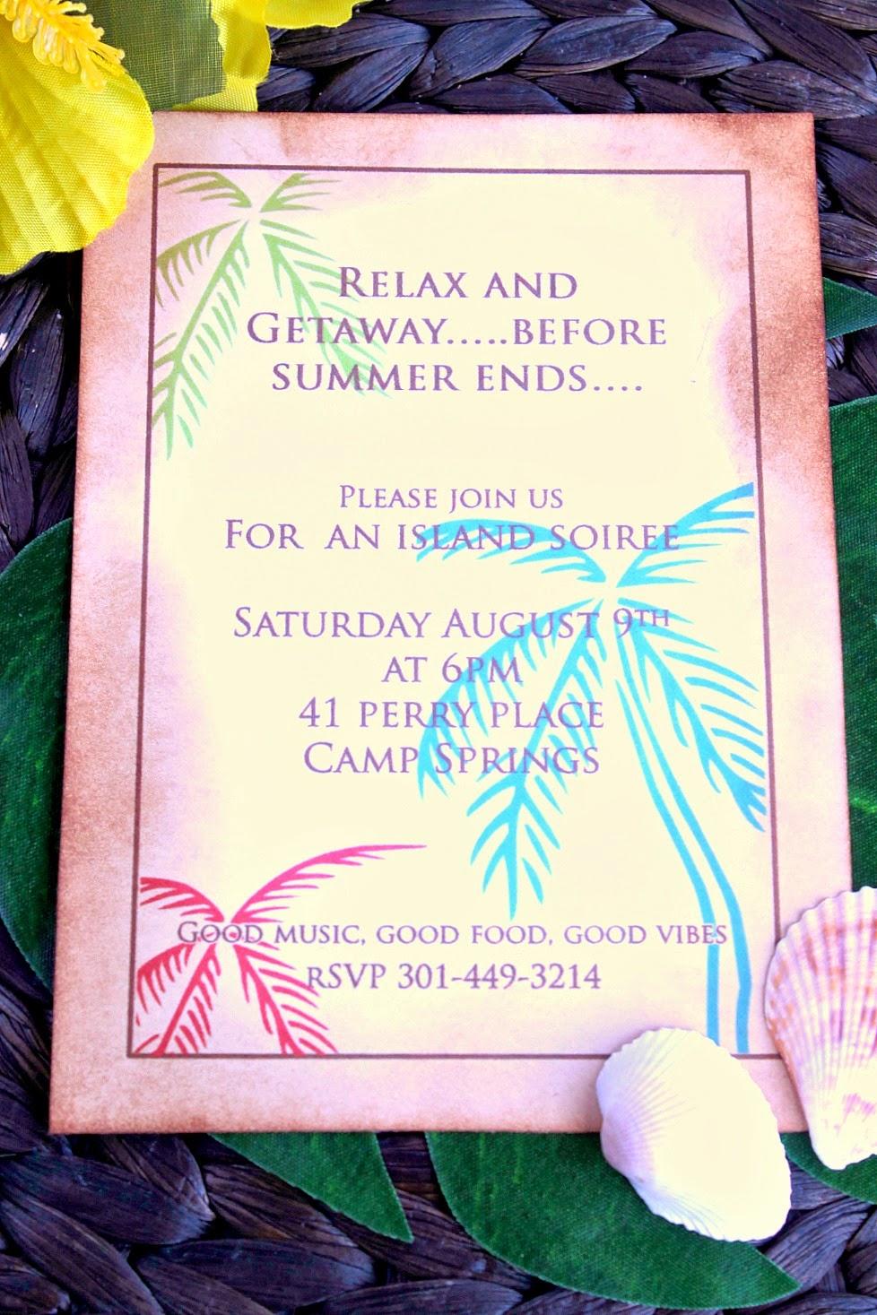 Cupcake Wishes & Birthday Dreams: {Entertaining Ideas} Island Resort ...