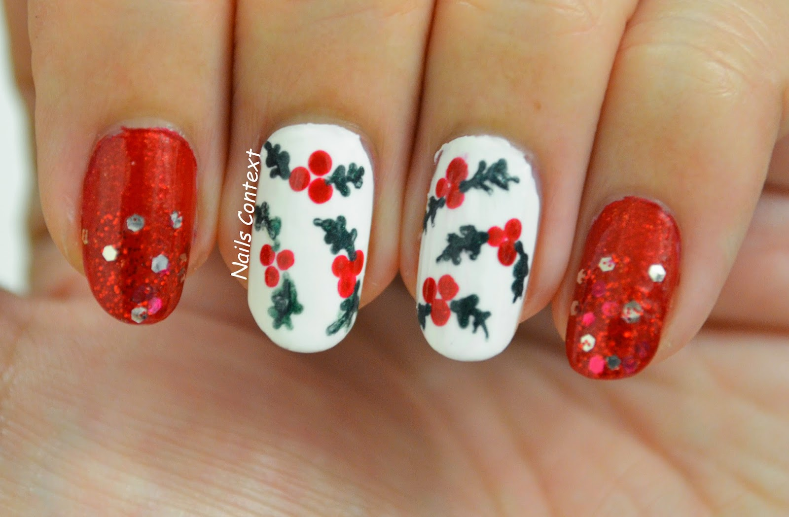 Nails context december 2014 a kiss deserving nail art prinsesfo Image collections