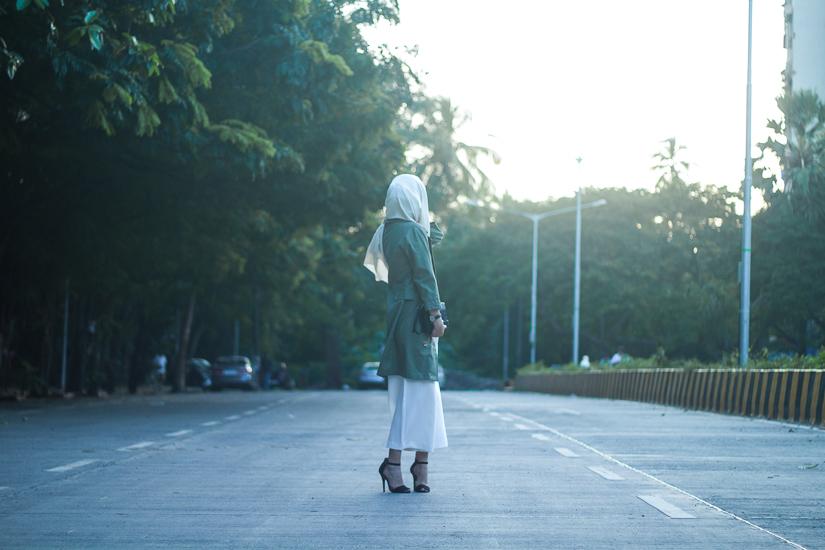 india hijab fashion style blog