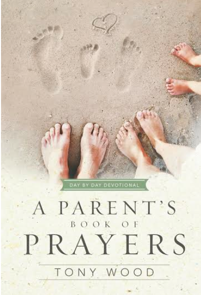 http://www.amazon.com/Parents-Book-Prayers-Day-Devotional/dp/1433683245/ref=sr_1_1?s=books&ie=UTF8&qid=1414716336&sr=1-1&keywords=A+parents+book+of+prayers+by+tony+woods