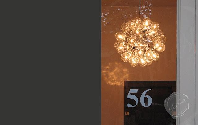 flos lighting soho. the beautiful flos taraxacum 88 suspension light was used as a hallway chandelier in this entryway on crosby street soho new york. lighting soho i