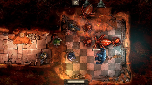 Download Game Warhammer Quest-CODEX PC Full Version