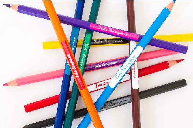 Pack de etiquetas personalizadas Petit Fernand