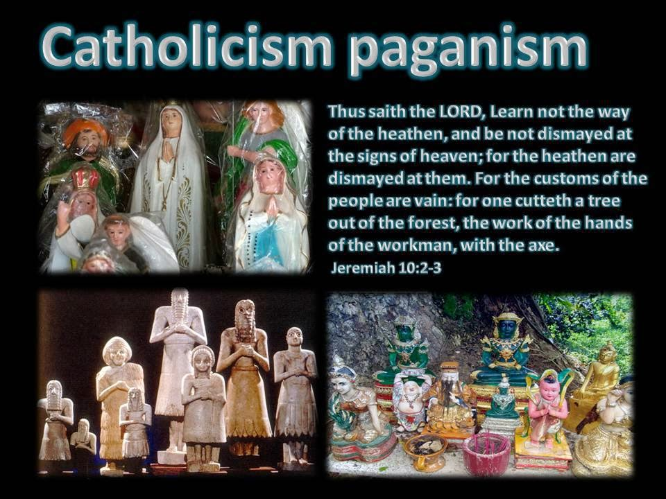 paganism in christianity essay