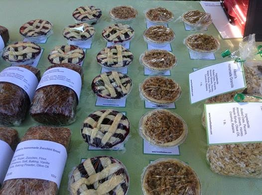 quick breads and tarts