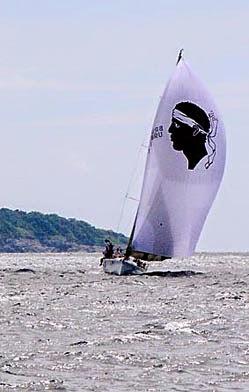 Phuket sailing in Thailand