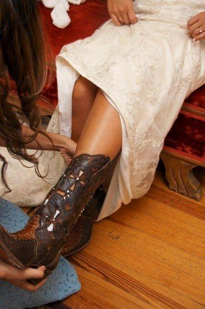 Try This Cowgirl Shoes