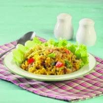 cara membuat bumbu nasi goreng kuning