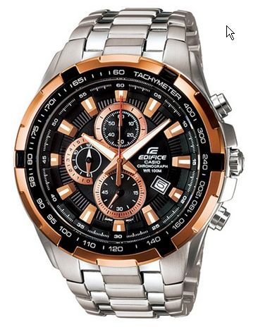 Casio Edifice EF-539D-1A5VDF