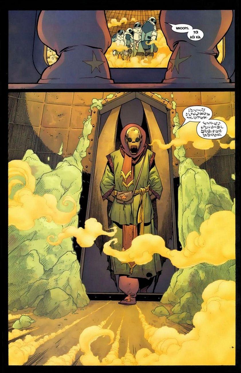 Ultimate Fantastic Four chap 16 - Trang 6