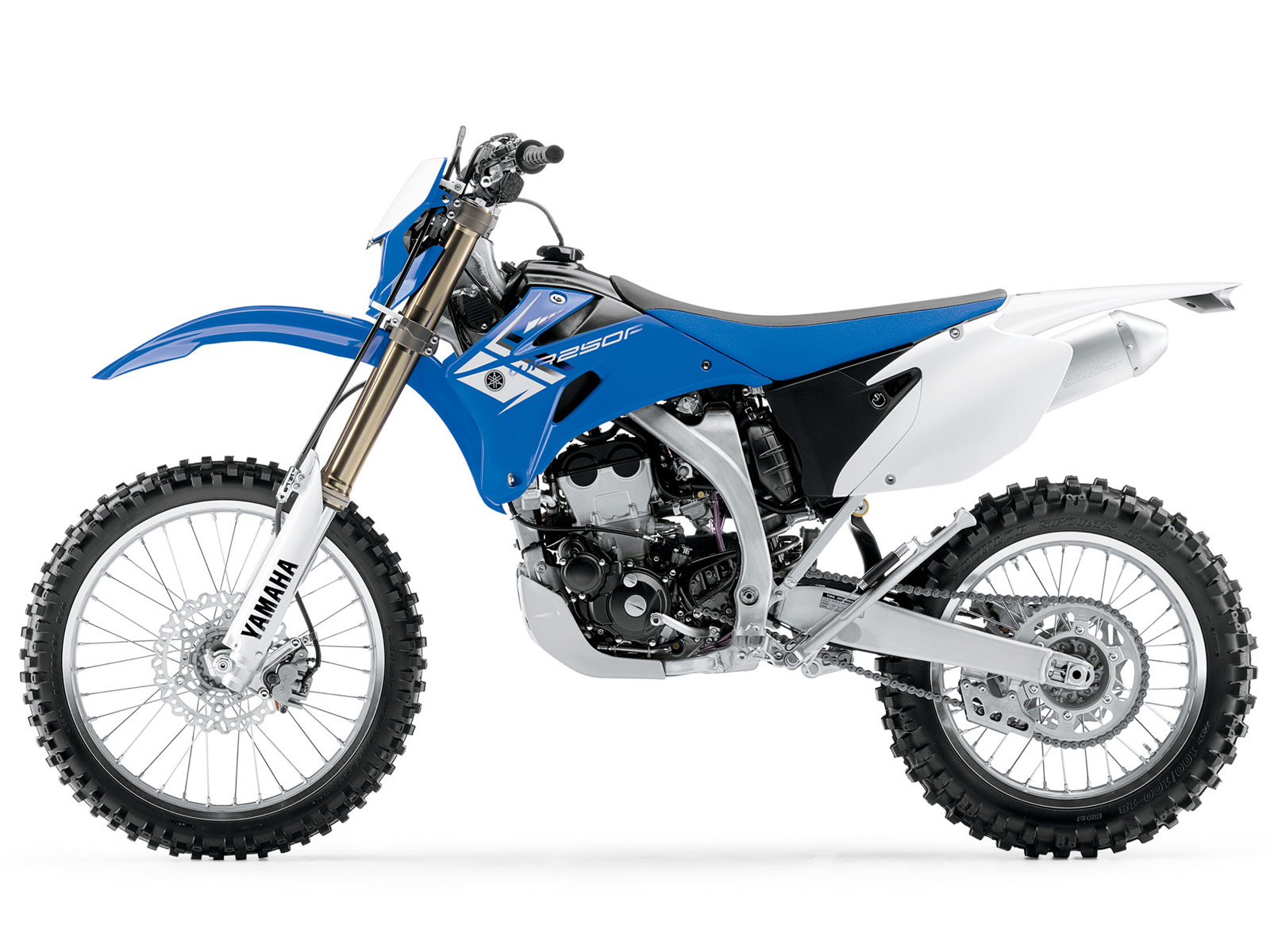 2019 Yamaha WR250F Guide • Total Motorcycle