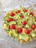 Summer Squash & Quinoa Salad