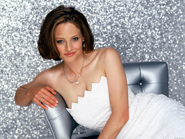 American Actress Jodie Foster