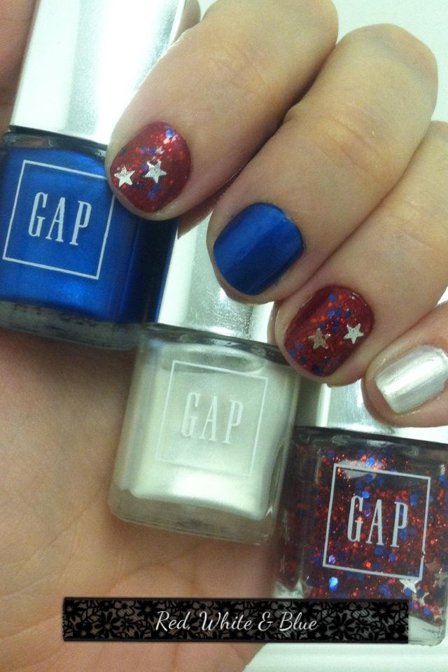 52 Shades of Nail Polish: A Mani for Every Monday of the Year: GAP ...