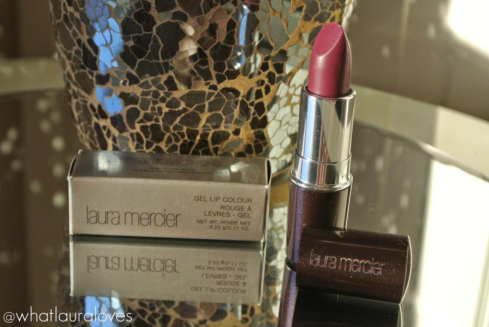 Laura Mercier Gel Lip Colour in Temptation Lipstick