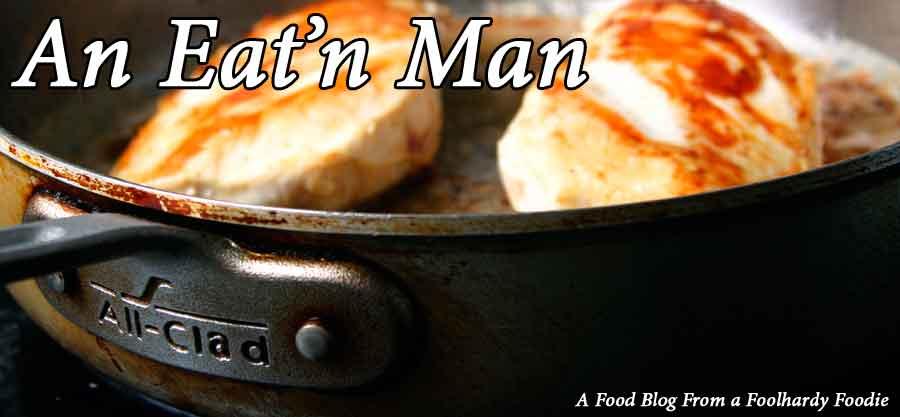 An Eat'n Man
