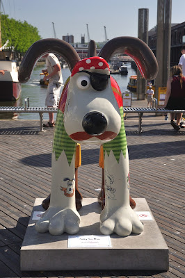 Salty Sea Dog Gromit (front view)
