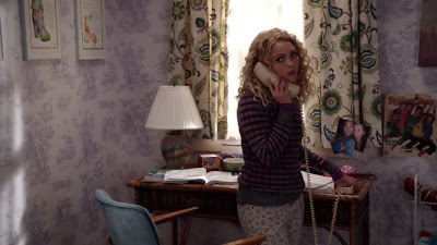 "Carrie's Marc by Marc Jacobs Lurex Stripe Jumper The Carrie Diaries Season 1, Episode 3: ""Read Before Use"""